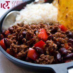 Chili con carne Super Przepis