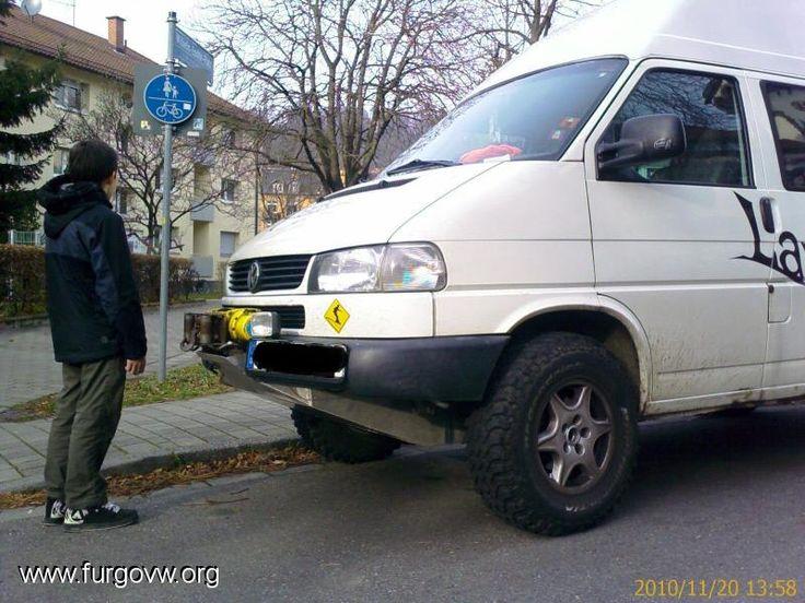 Berühmt 17 best Első lökhárító images on Pinterest | Bus camper  ZO21
