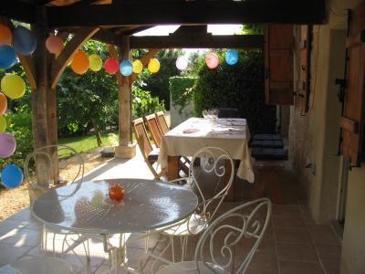 Huur vakantiehuis Boulède - Le Menuisier in Lot-et-Garonne - Aquitaine in Frankrijk - Gites.nl