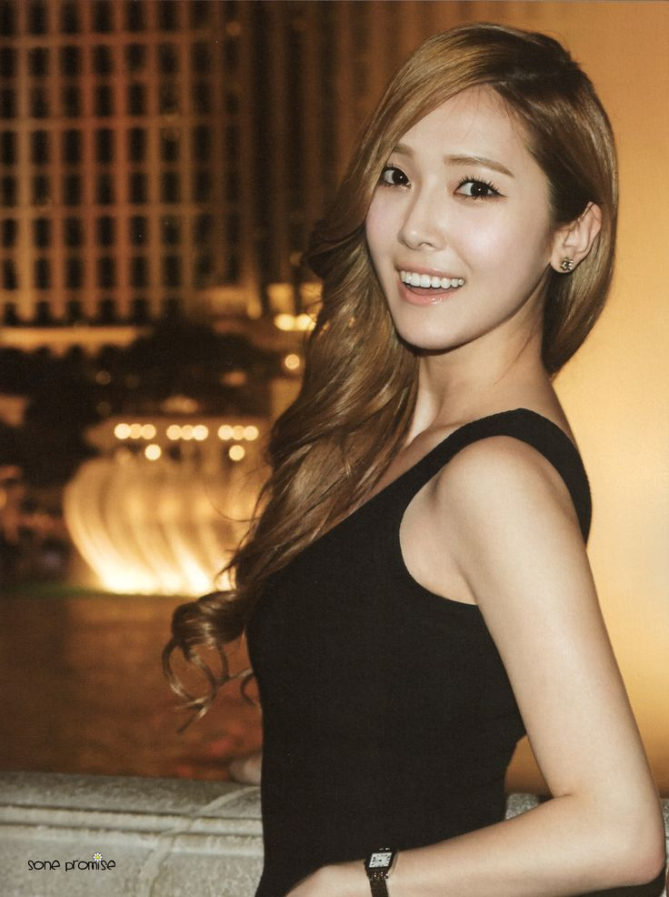 SNSD, Girls Generation in Las Vegas Photobook Jessica