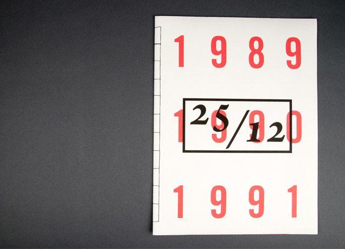 ISTD - 25/12 / design by Aengus Tükel