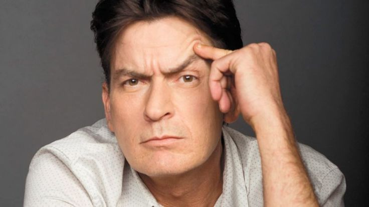 Who knew? Charlie Sheen is a space nerd