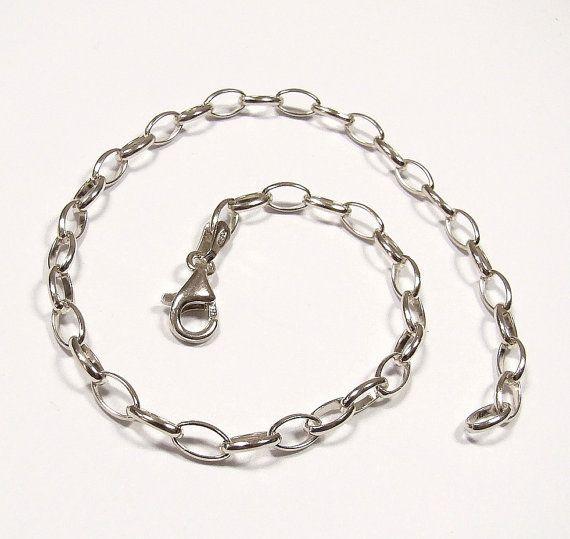ROLO bracelet    sterling silver  bracelet length by DawidPandel, zł24.00