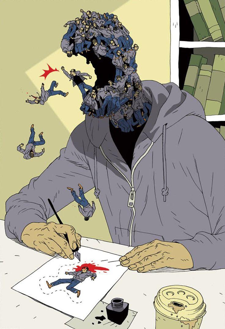 The Art Of Animation, Asaf Hanuka