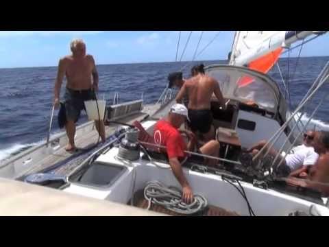 ▶ Diario di bordo di Pigafetta 500: La traversata atlantica! - YouTube