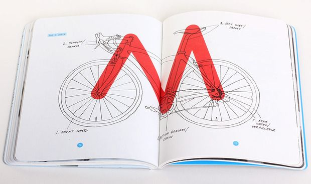 Pocket-sized Bike Owner's Handbook.