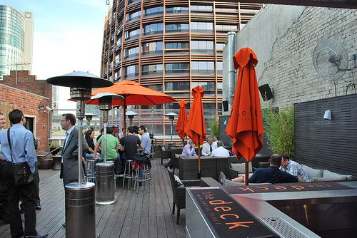 The Deck @ Waterside Hotel Melbourne
