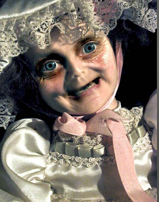 Who in Christ's name makes these things? Creepiest doll pics