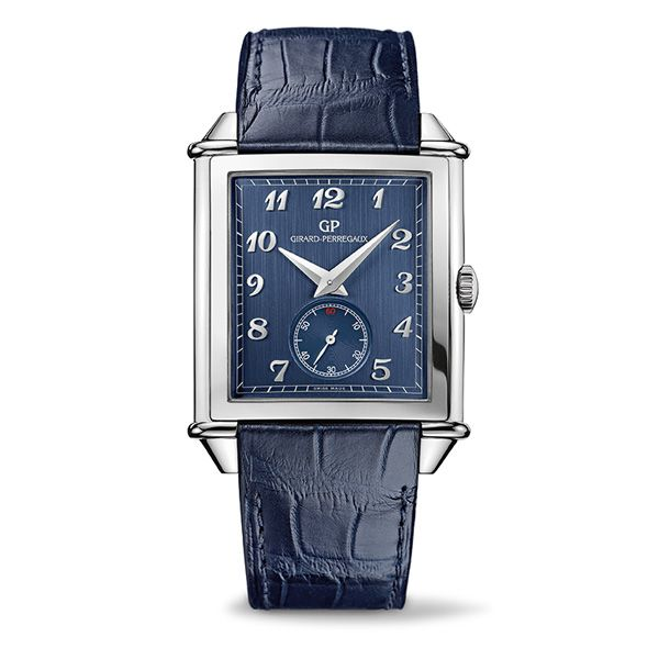 Girard-Perregaux iconic 1966 and Vintage 1945 collections pay tribute to the traditional blue colour of the Brand Girard-Perregaux Iconic 1966 & Vintage 1945 in Blue (See more at En/Fr/Es: http://watchmobile7.com/articles/girard-perregaux-iconic-1966-vintage-1945-blue) (4/5) #watches #montres #relojes #girardperregaux @Jodi Girard-Perregaux
