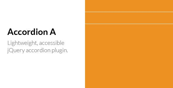 jQuery Accordion Plugins