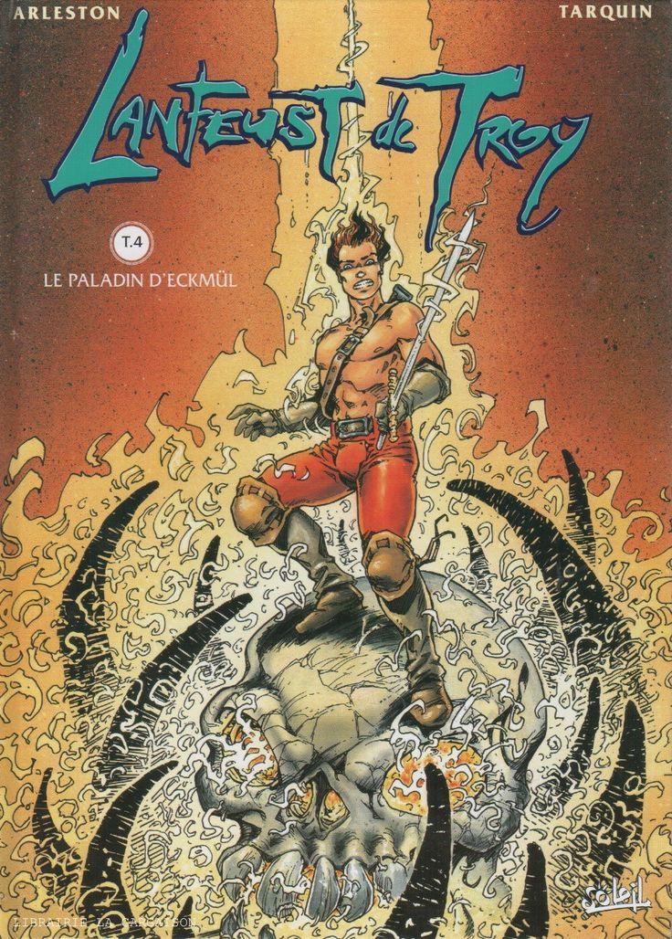 LANFEUST DE TROY. Tome 04 : Le Paladin d'Eckmül