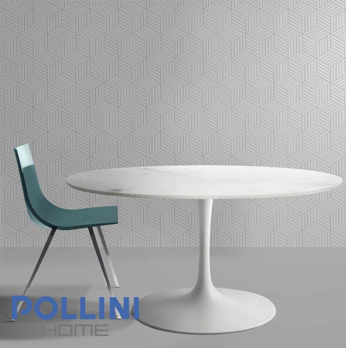 #Minimal #ceramic round #table #Tavolo tondo minimal in #ceramica
