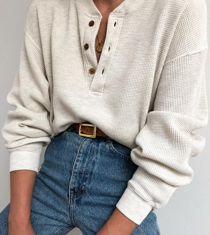 Nothing like a waffled cotton henley ? don't miss out on the daily vintage ... 2