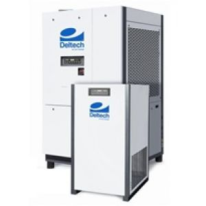 750 CFM, Refrigerated Air Dryer for 125 or 150 Horsepower Air Compressors by Deltech, HG D750   www.compressorworld.com