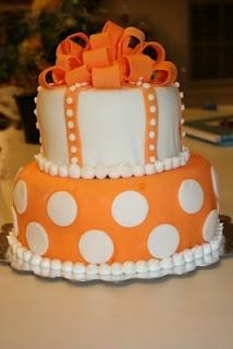 Birthday Cake - UT Style