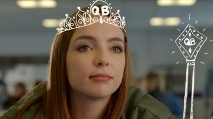 Queen Bitch Chloe (My Mad Fat Diary)