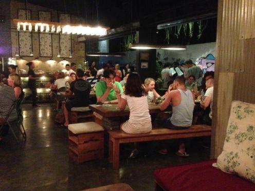 Fat Chow Restaurant Denpasar, Bali