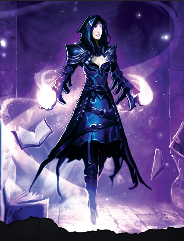 The Mystical Mage. It currently resides on the July page of the 2016 AECalendar. This breathtaking art was hand-drawn and painted by the artist of Artix Entertainment: Dage the Evil.