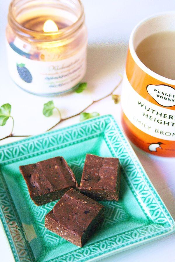 Mitt Gröna Kök: Fudge med Smak av Choklad och Kokos