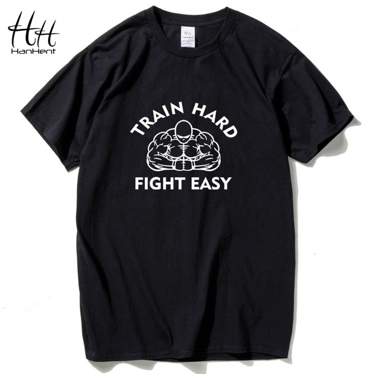 "Summer 2017 MMA Fighter Motivational T-Shirt ""Train Hard, Fight Easy"" //Price: $15.16 & FREE Shipping //     #mmaunit"
