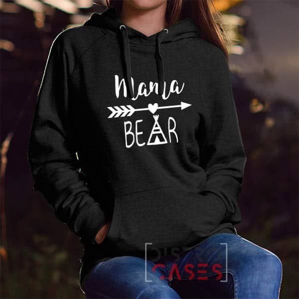 Mama Bear Mom Muscle Hoodies   Distrocases.com - awesome phone cases    Get it here => https://distrocases.com/product/mama-bear-mom-muscle-hoodies-3/
