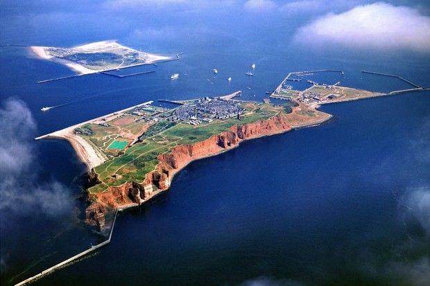Helgoland Island Germany