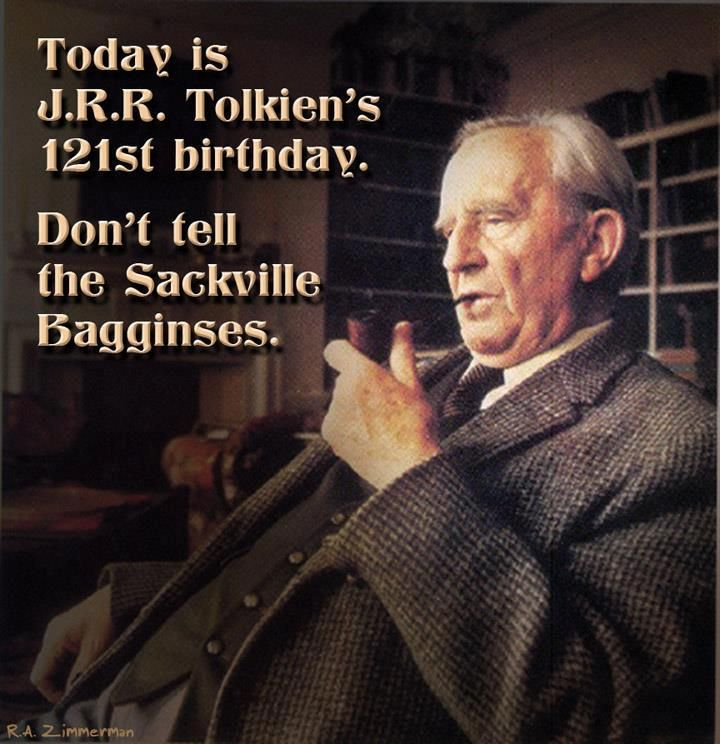 1/3/13  happy birthday to one of the greatest story tellers who ever lived................