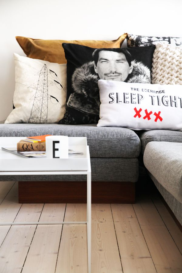 Styling- pillows
