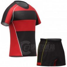 Rugby Sports Uniforms OEM Customized Design Rugby Kit Supplier