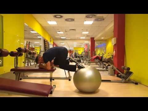 Katus Attila-Hasizom erősítő gyakorlatok - YouTube