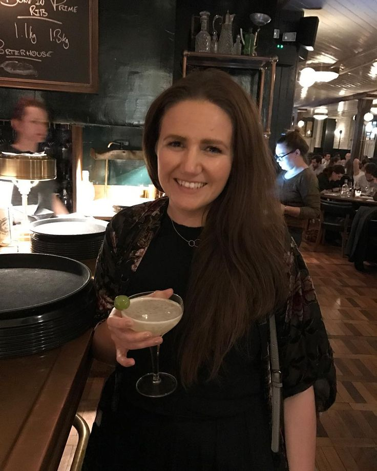 I had the most amazing night last night celebrating finishing med school finals  at the new @hawksmoorrestaurants in Borough Market  .  Although the Hawksmoor is a steak restaurant they do AMAZING fish  and veggie dishes too I can't recommend the chargrilled monkfish I had last night enough it was incredible!