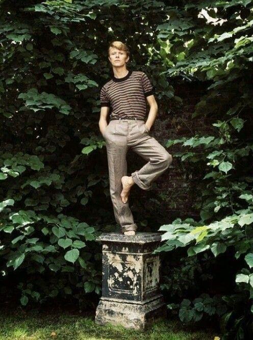 David Bowie A Perfect Sculpture Of A Greek God
