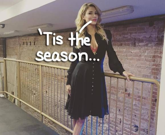 nice Brandi Glanville Offends Everyone With Controversial Take On Nativity Scene — See The Pic HERE! Check more at http://10ztalk.com/2016/11/26/brandi-glanville-offends-everyone-with-controversial-take-on-nativity-scene-see-the-pic-here/