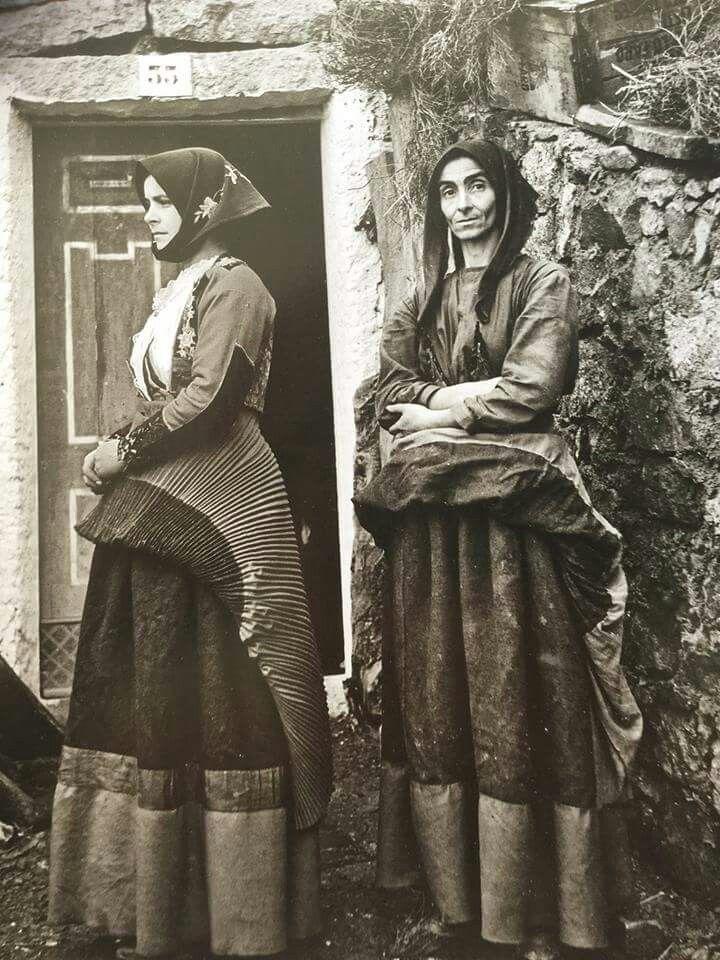 Costumi femminili di Fonni