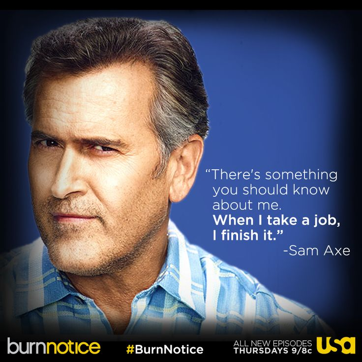 Quotes About People Who Notice: 266 Best Burn Notice Images On Pinterest