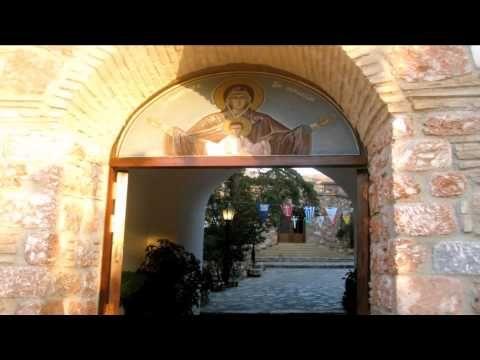 Παρακλητικός κανόνας στον Άγιο Εφραίμ - YouTube