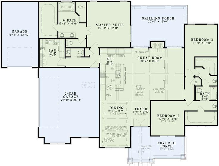1842 best house plans images on pinterest | home plans, house floor