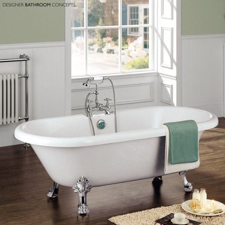 25 Best Freestanding Baths Images On Pinterest  Freestanding Bath Brilliant Freestanding Bath In Small Bathroom Decorating Design