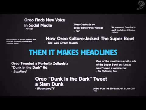 THE OREO BLACKOUT TWEET. 360i NY. Silver Lion (direct / social) Bronze Lion (cyber / viral)