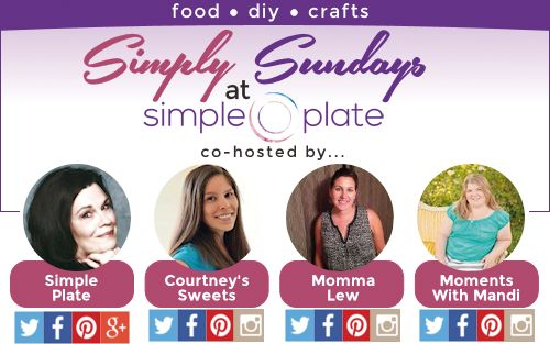 Simply Sundays Link Party #17 - Moments With Mandi