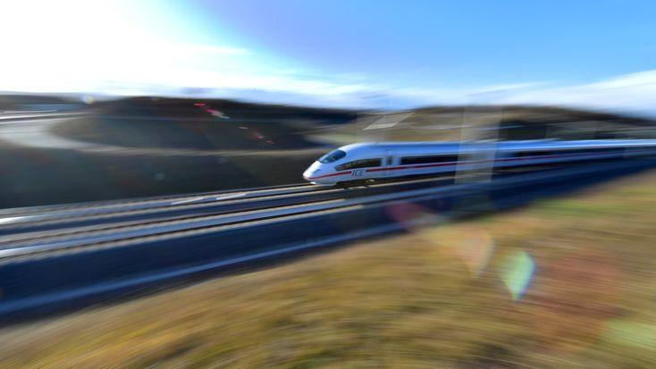 Deutsche Bahn: Doppelt so viele Passagiere zwischen Berlin und München |ZEIT ONLINE