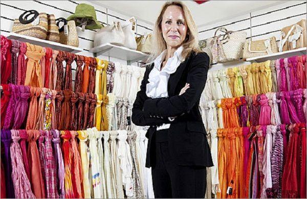 Carol-M-Meyrowitz, CEO of TJX Companies