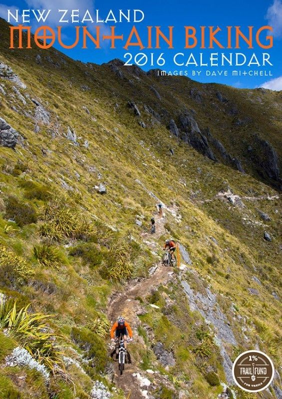 New Zealand Mountain Biking Calendar