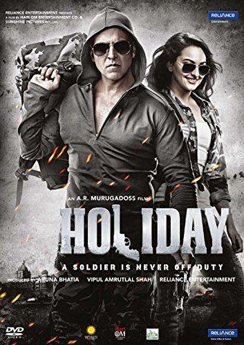 HOLIDAY [2014] [BOLLYWOOD MOVIE DVD] – AKSHAY KUMAR – SONAKSHI SINHA: SUBTITLES: English SOUND: Dolby Digital 5.1 REGION: All Regions…
