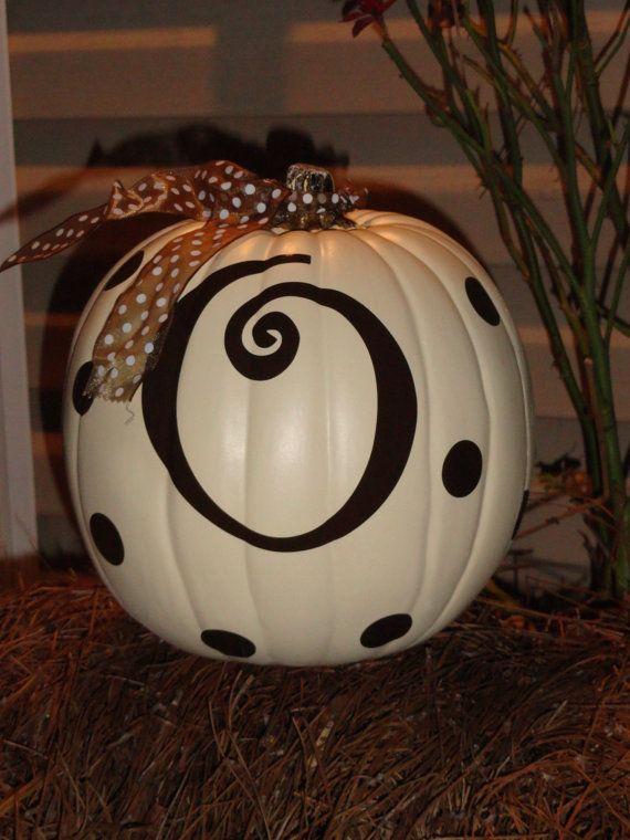 Pumpkin Decorating Kit on Etsy