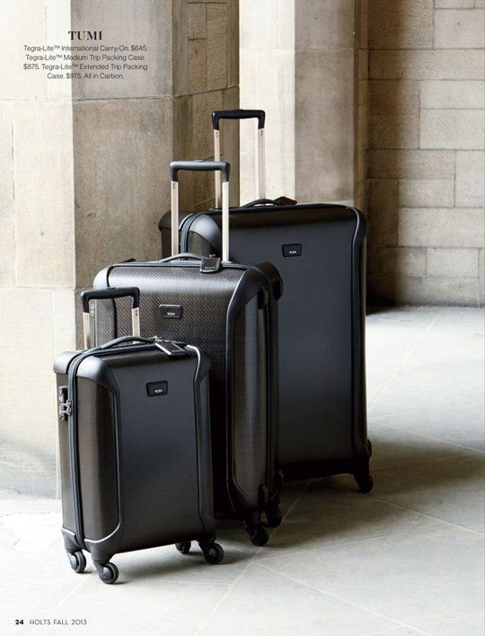 Best Rolling Suitcases: Patagonia, Tumi, Samsonite & 4 More — Maxwell's Daily Find 04.15.15 | Apartment Therapy