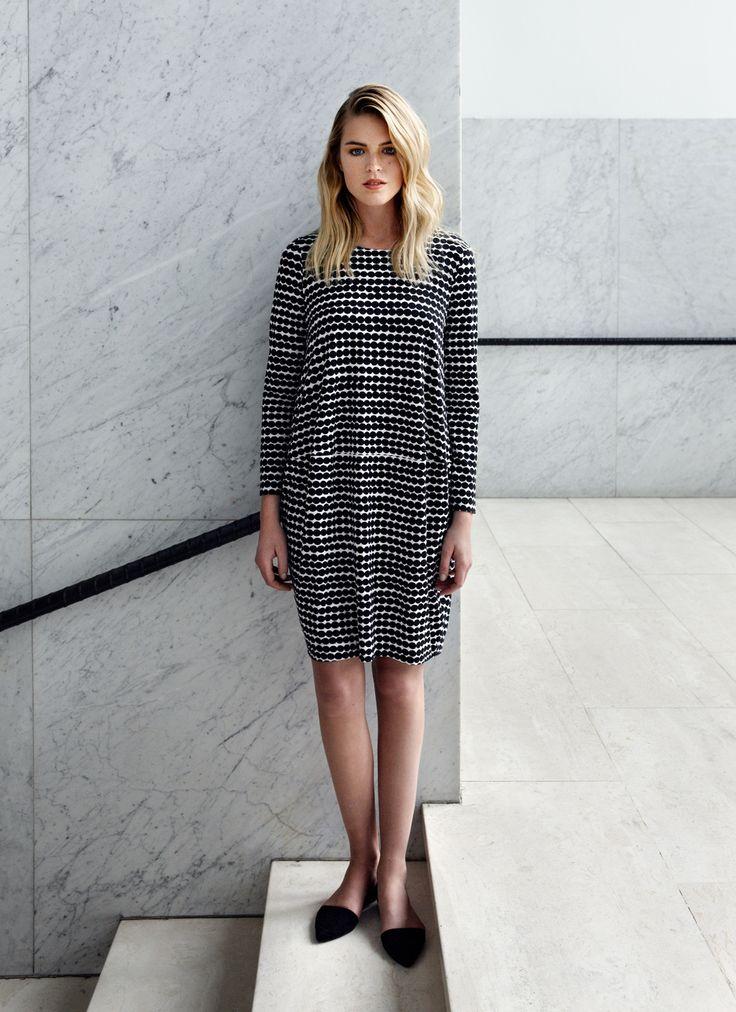 Shift dress from Marimekko