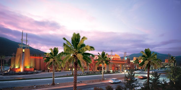 Viejas Casino & Hotel Expansion Alpine, CA Design-Build project for a new 128 room hotel and expansion of existing buffet