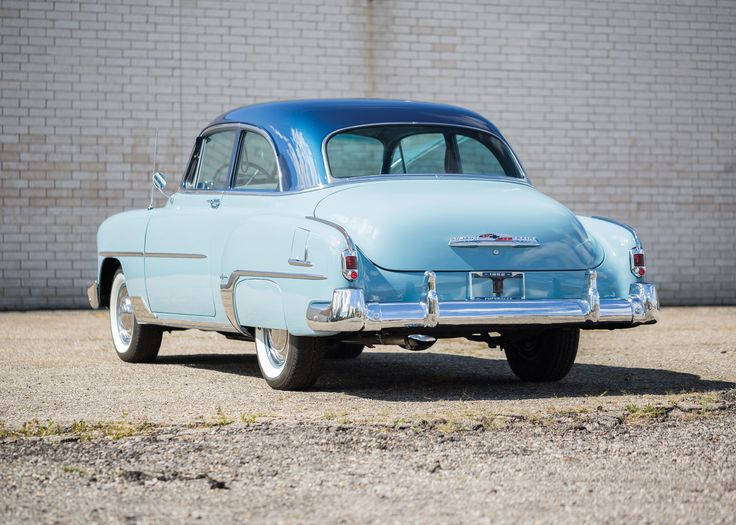 17 best images about 39 52 chevy on pinterest sedans for 1952 chevrolet styleline deluxe 2 door sedan