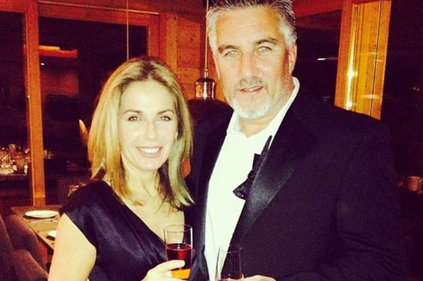 """""""I'm so lucky to have this chance:"""" Great British Bake Off's Paul Hollywood on being forgiven by wife"""
